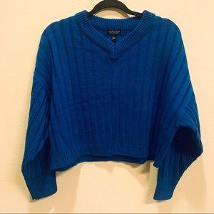 Slouchy Rib Sweater